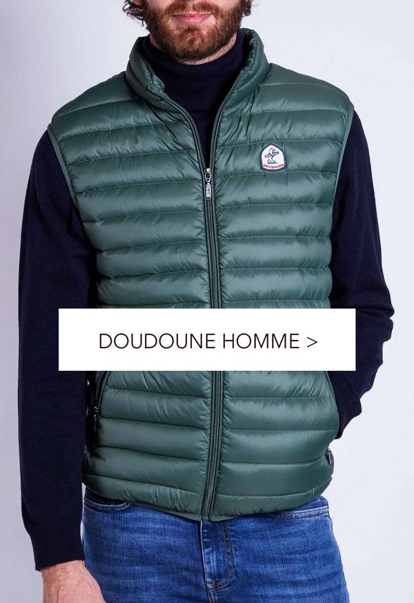 Doudounes Homme