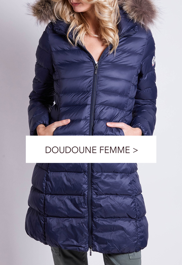Doudounes Femme