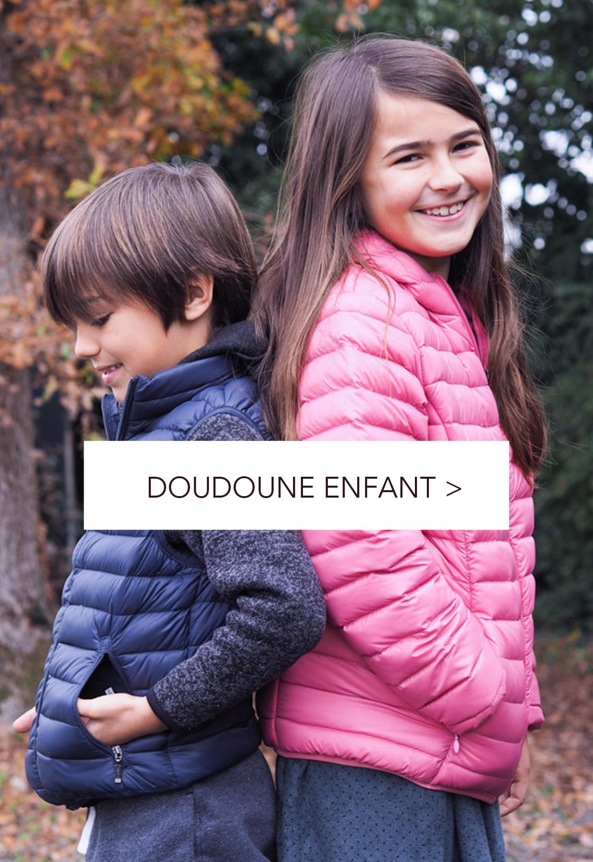 Doudoune Enfant